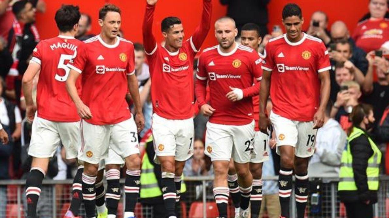 Doblete de Cristiano Ronaldo en su regreso con el Manchester United