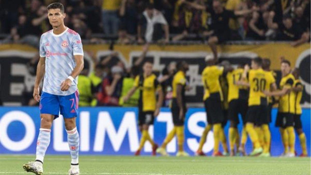 El Young Boys apaga a Cristiano en su regreso a la Champions con el ManU