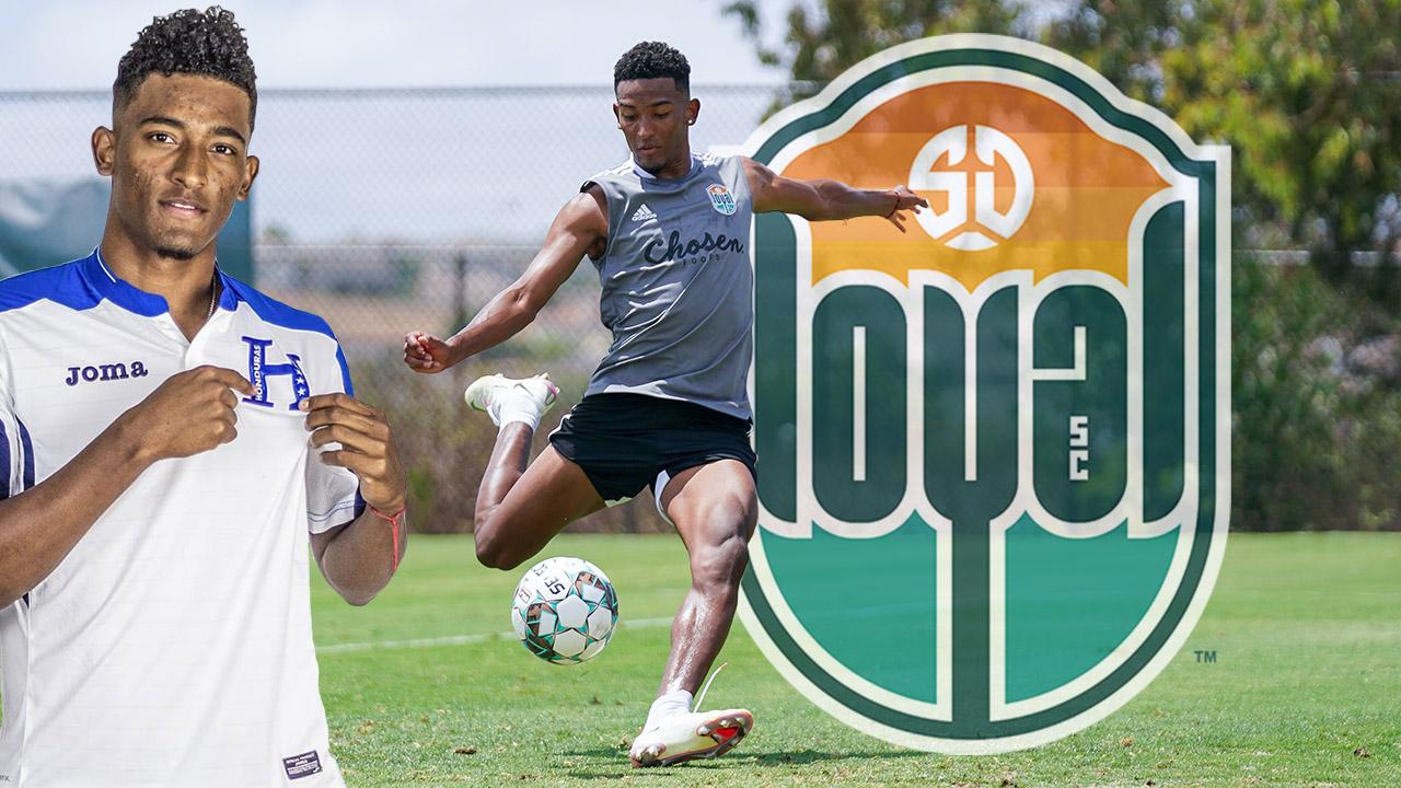 ¡Reaparece! Douglas Martínez habla luego de su debut en el San Diego Loyal