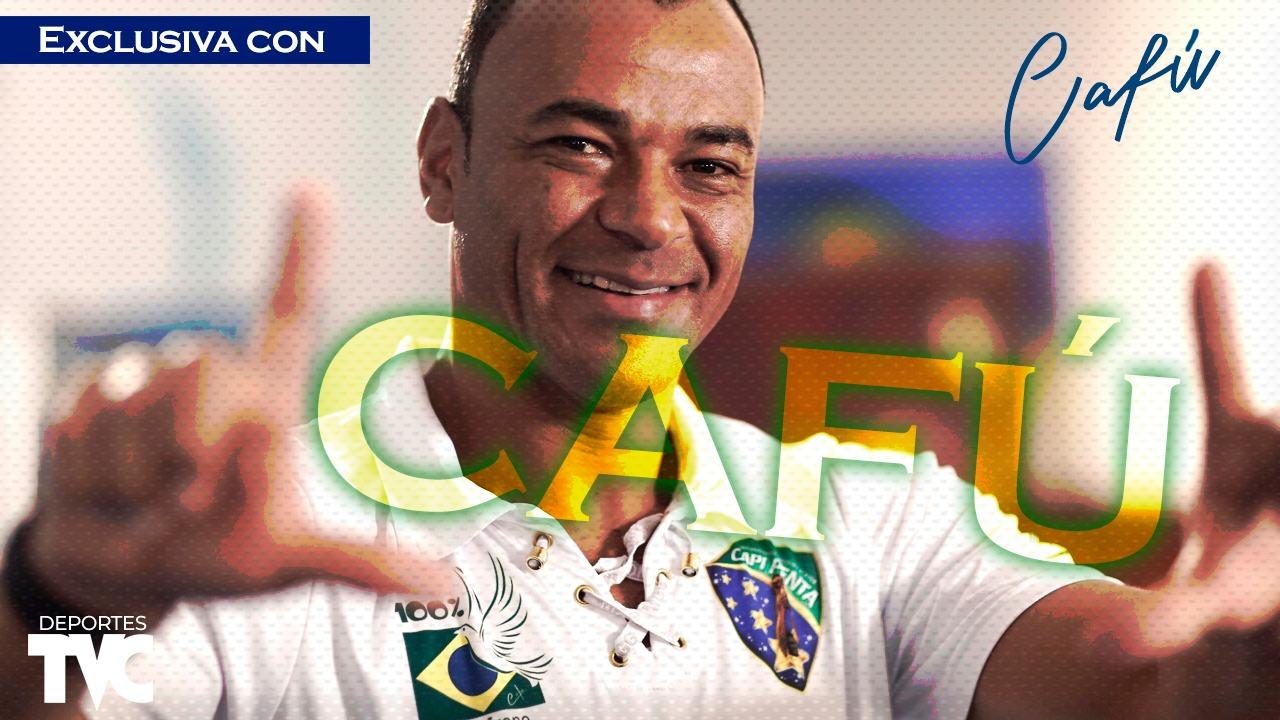 Entrevista exclusiva con Cafú : 'Vamos a tener una Copa del Mundo muy competitiva' (parte 2)