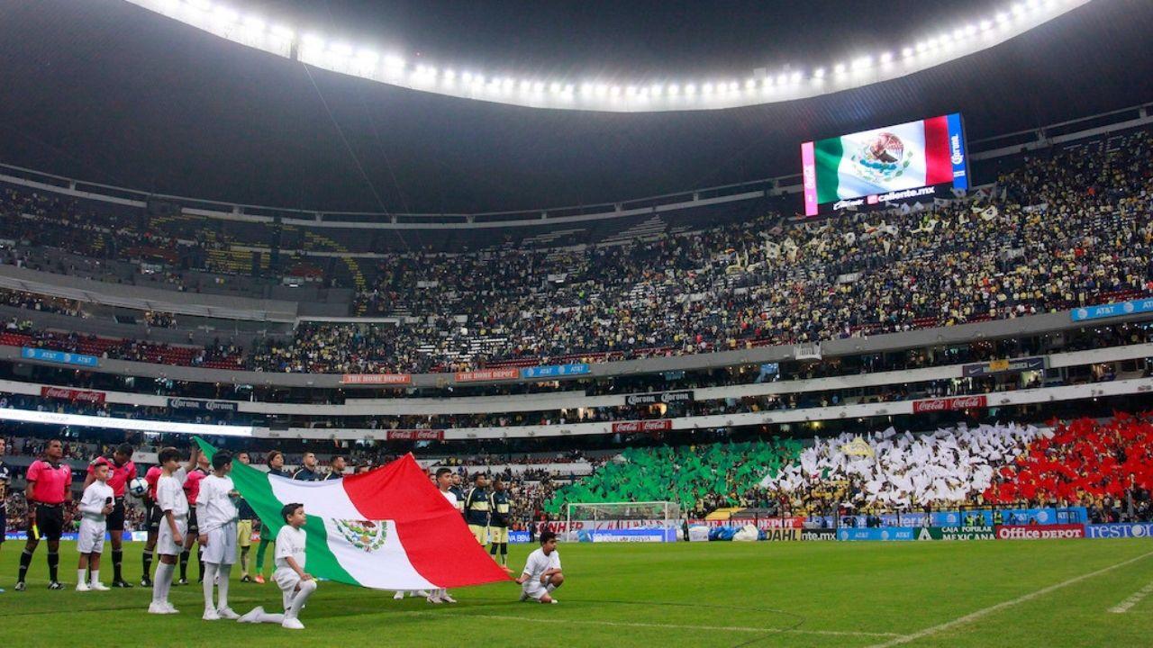 La Selección de Honduras jugará ante México en un abarrotado Estadio Azteca