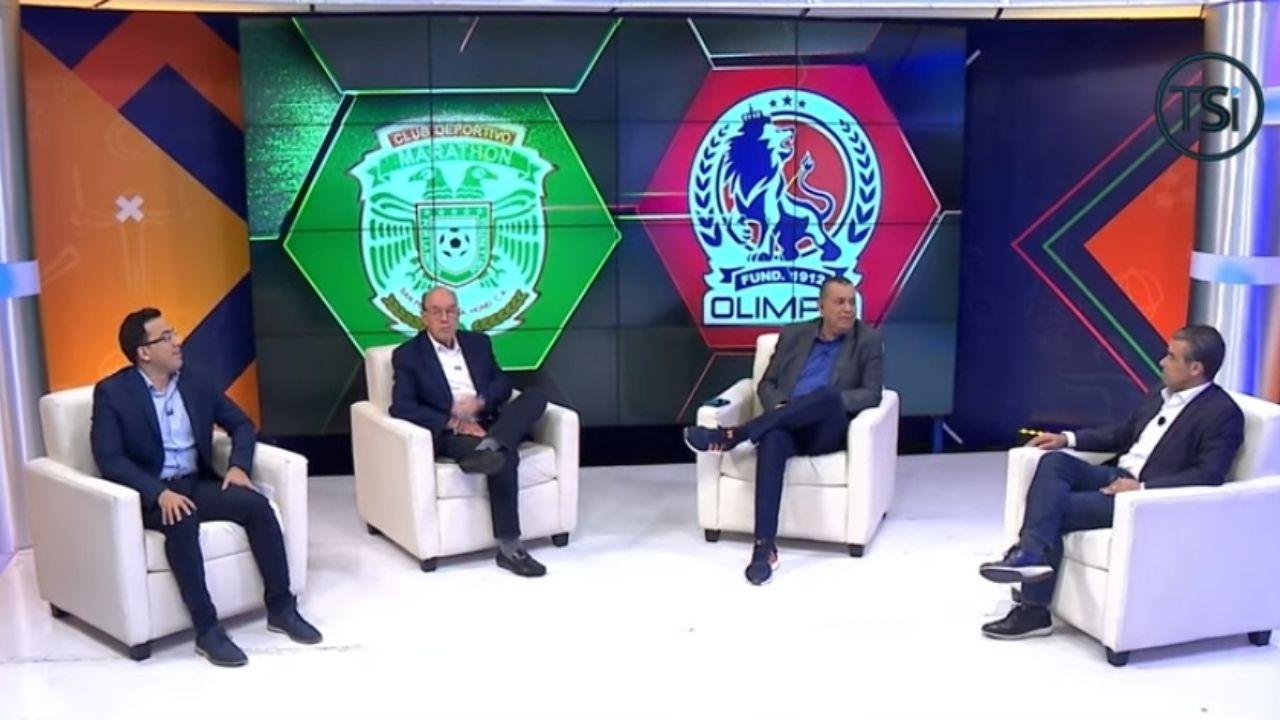 Ponce Morazán: 'Olimpia debe olvidar ya a Deiby Flores'