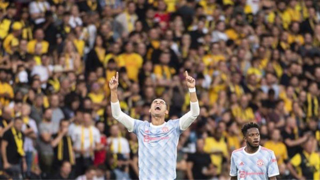 El dato nada alentador de Mister Chip a los aficionados del Manchester United tras el gol de Cristiano en Champions League
