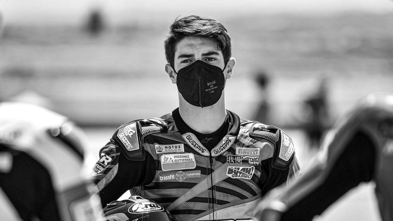 Fallece Dean Berta Viñales en accidente durante la carrera de SuperSport 300 de Jerez