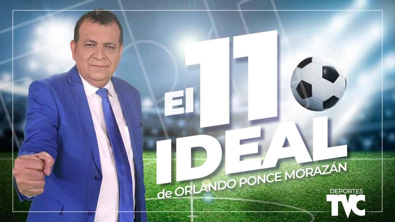 Poderío azul: Orlando Ponce comparte el 11 ideal de la Liga Nacional de la fecha 8