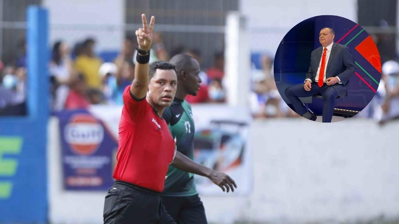 La opinión de Orlando Ponce sobre la polémica en el Olímpico y lo que piensa del arbitraje