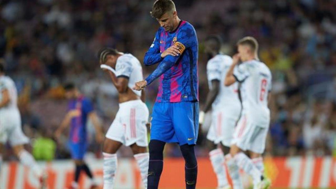 Gerard Piqué: 'Estoy convencido de que vamos a acabar compitiendo'