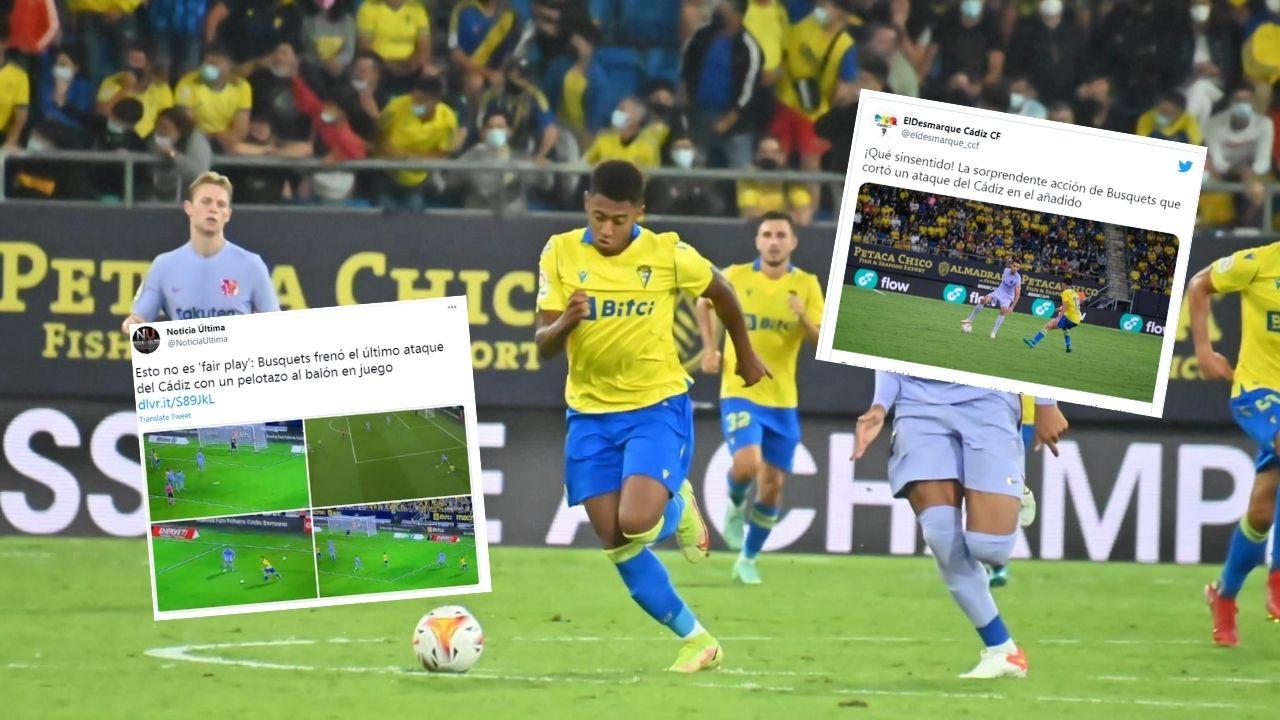'Esto no es Fair Play' así calificó la prensa internacional tras invalidar el gol de Choco Lozano
