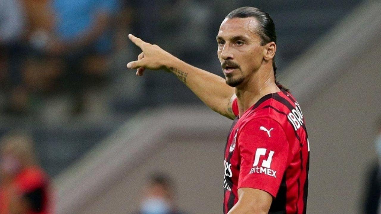 Ibrahimovic se pierde el regreso del Milan a la Champions League por lesión