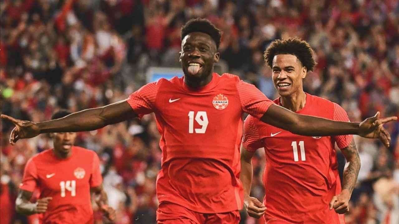 ¡Goleada! Canadá remonta a Panamá y escala al tercer lugar