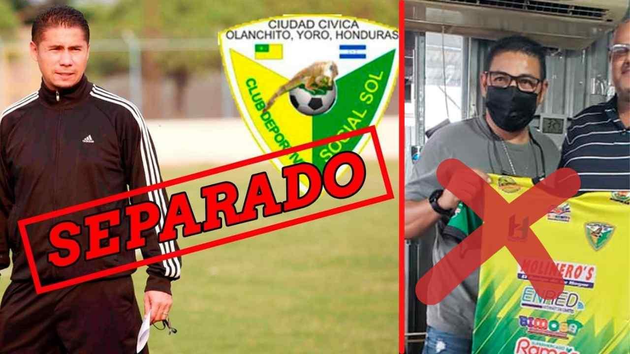 Chato Padilla es presentado en el Social Sol bajo el rechazo de los jugadores