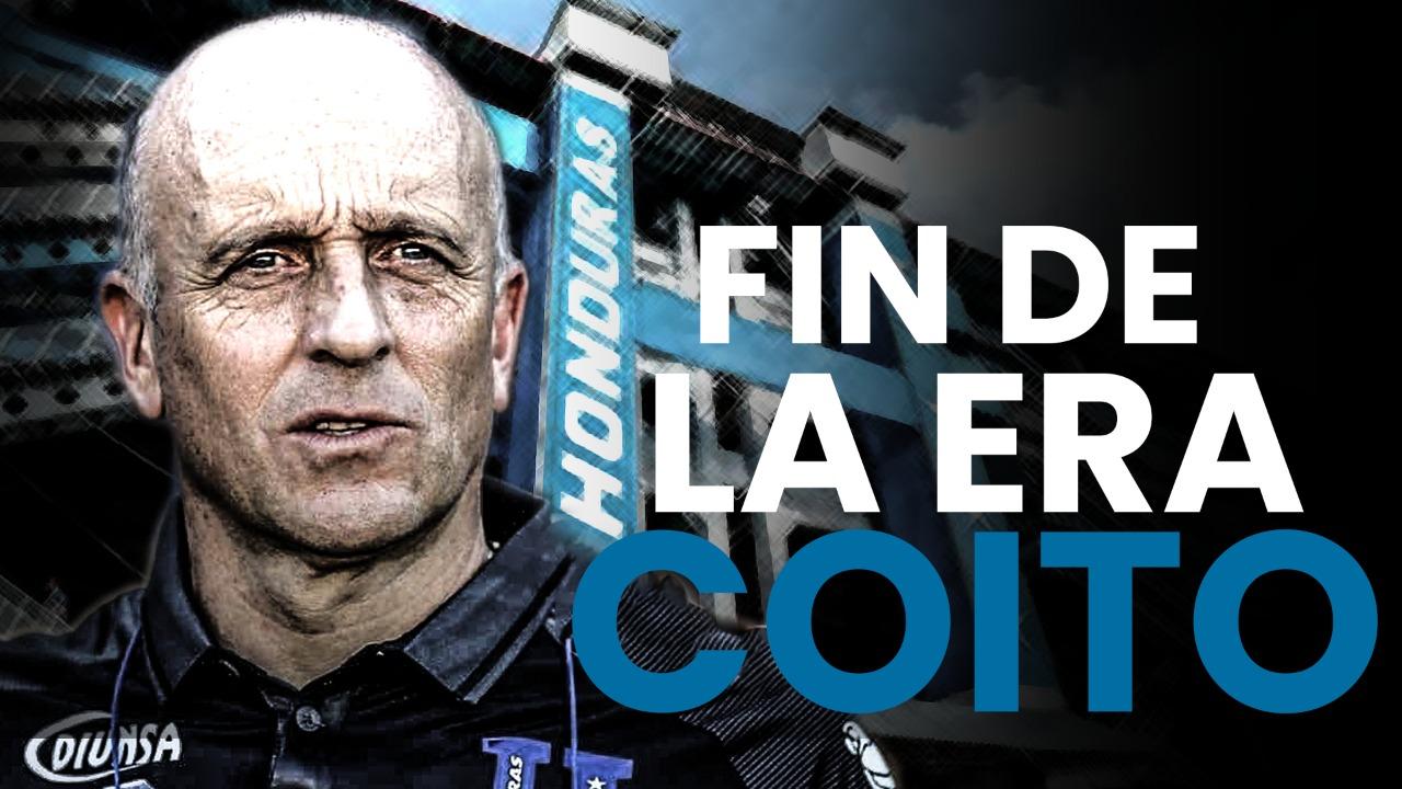 Oficial: Fabián Coito es cesado como el técnico de Honduras tras la caída contra Jamaica