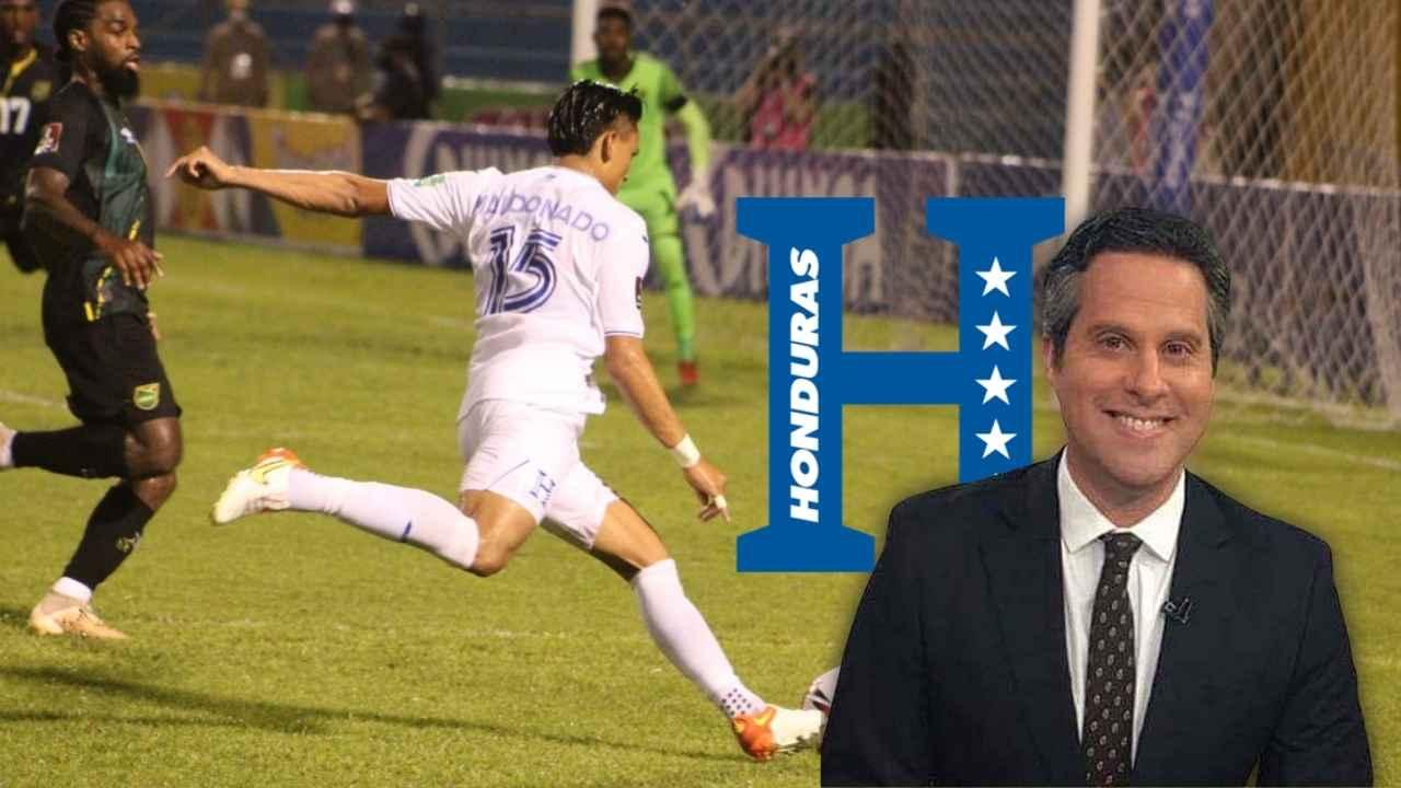 El mensaje de Copan Álvarez tras la derrota de Honduras ante Jamaica