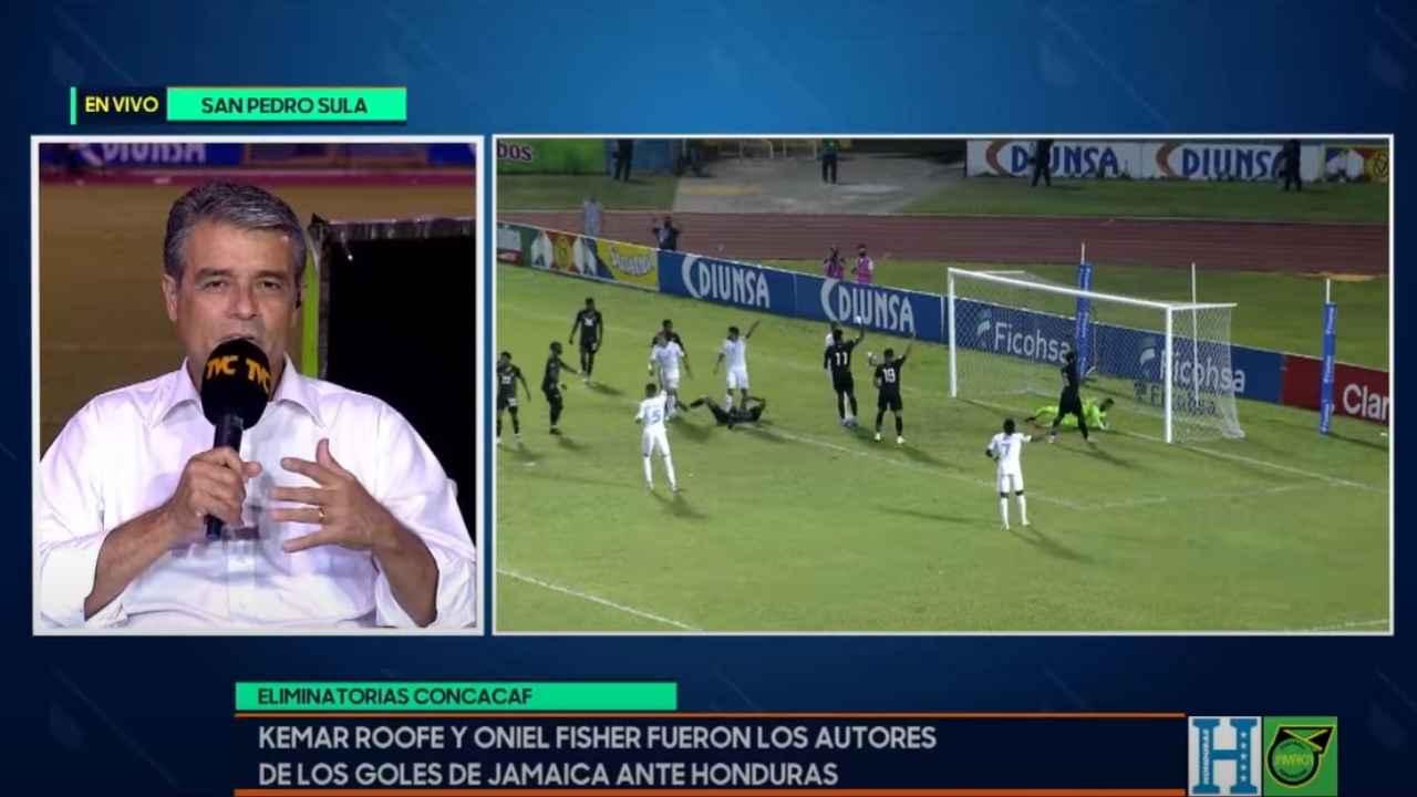 Staff de Fútbol a Fondo analiza a profundidad la derrota de Honduras: 'Se descompuso el equipo'