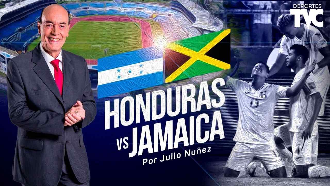 Julio César Núñez y su opinión sobre el partido de la Selección de Honduras ante Jamaica