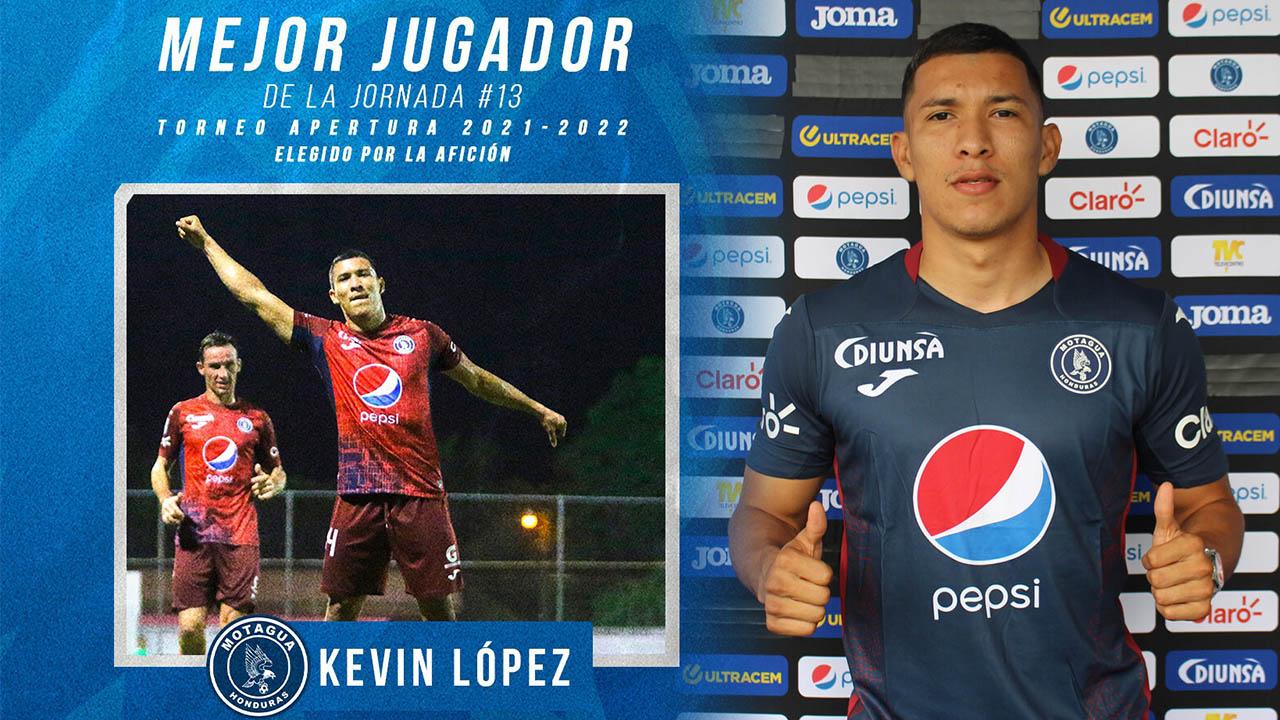 Kevin López sigue ganando reconocimiento en la Liga 5 Estrellas de Honduras