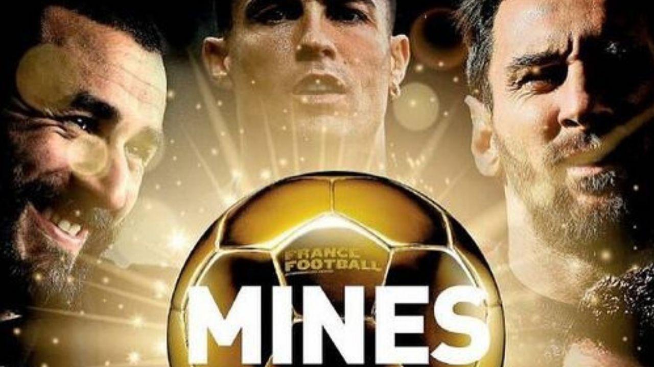 ¿Los 5 favoritos? La portada de L'Equipe que acorta los candidatos para el Balón de Oro 2021