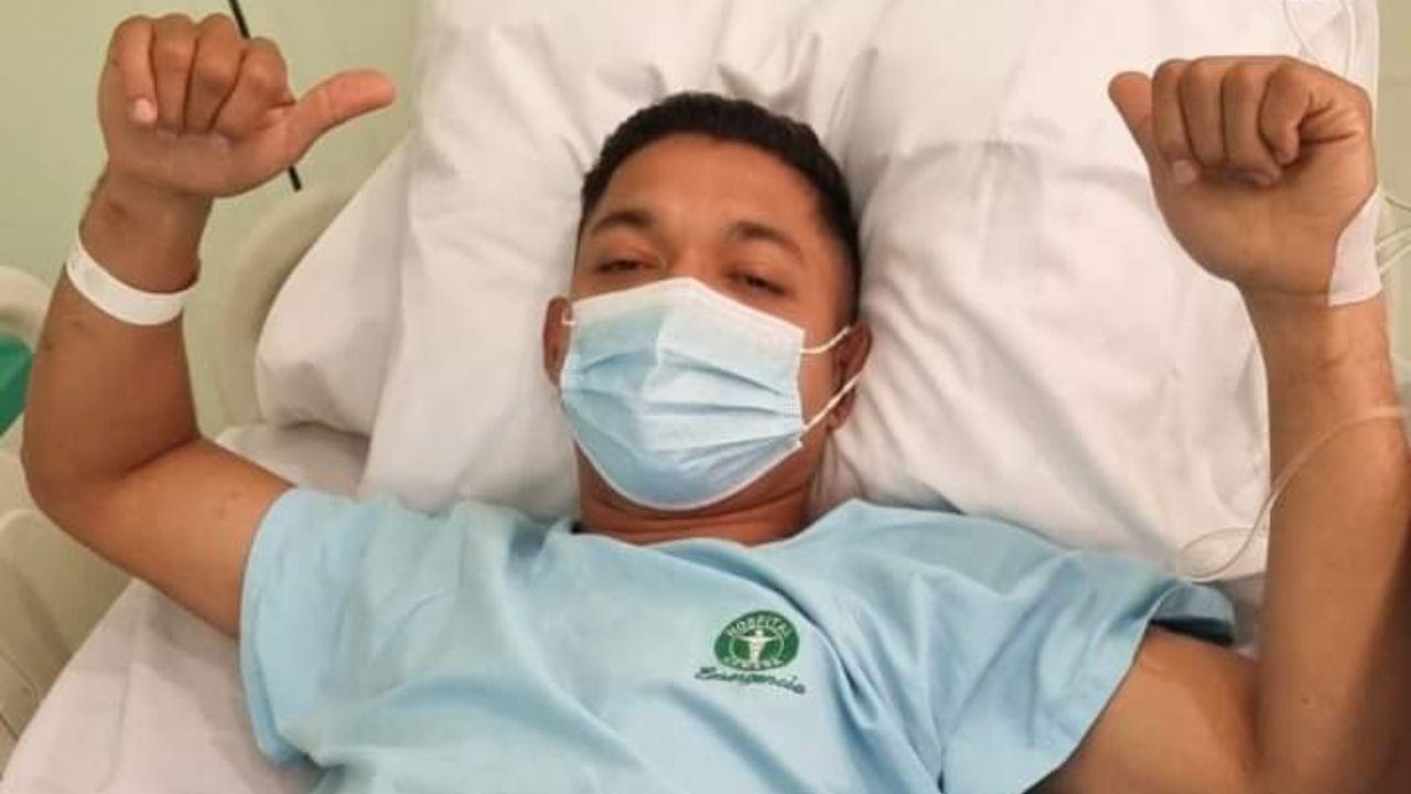 Motagua no olvida a Emilio Izaguirre y le manda un especial mensaje tras su operación