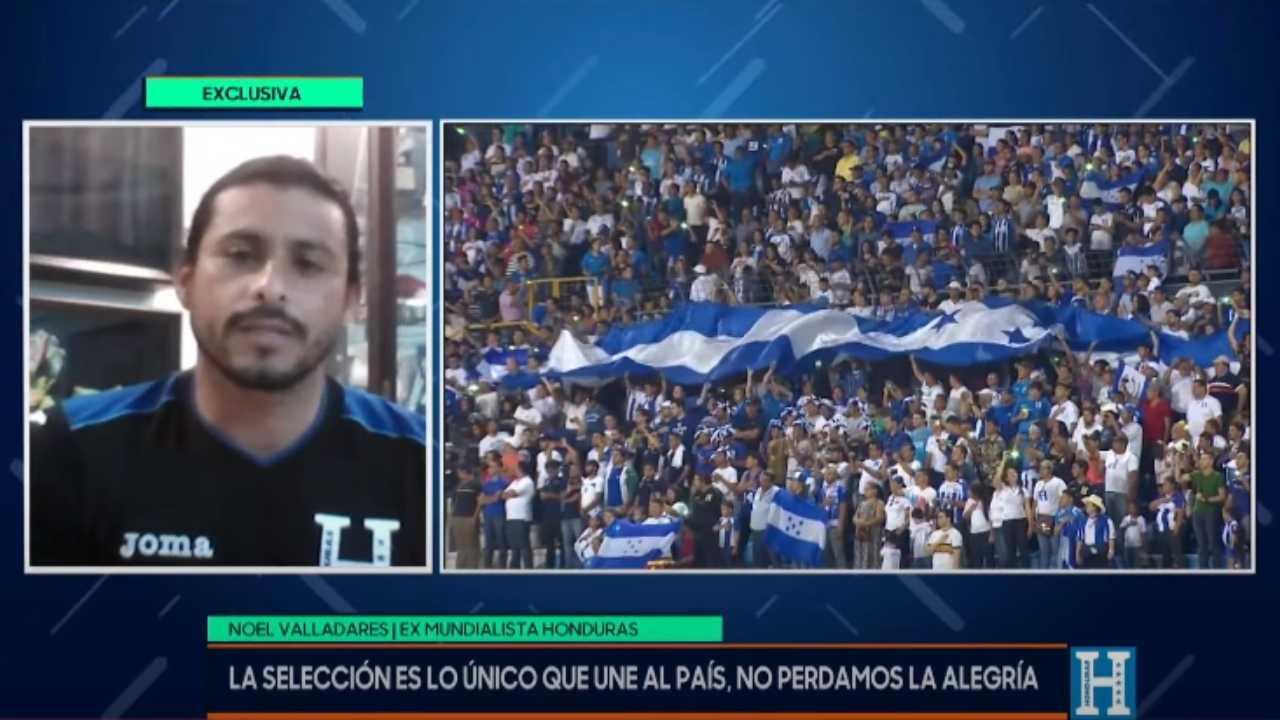 Noel Valladares sobre la H: 'Tenemos equipo para clasificar al Mundial'