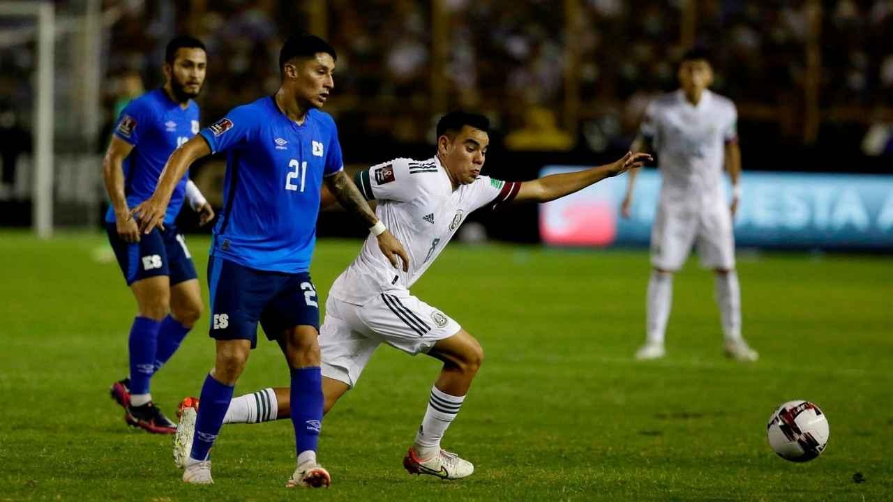 México se mantiene líder y manda a El Salvador al fondo de la clasificación