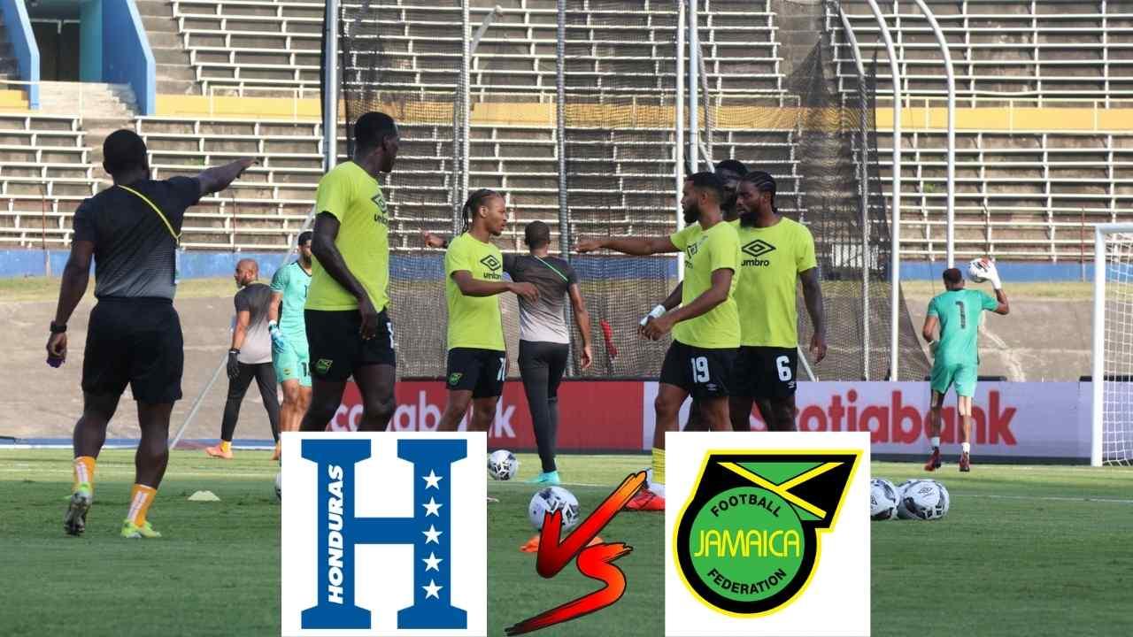 Selección de Jamaica llega a Honduras para el último choque eliminatorio de octubre