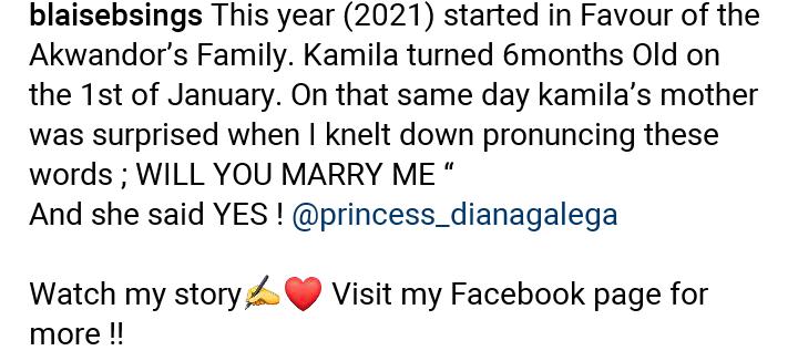@blaisebsings, @princess_dianagalega
