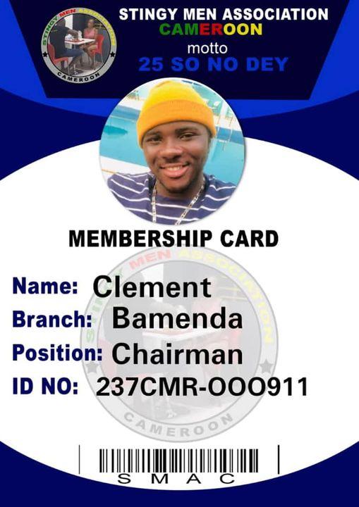 Member of the association.