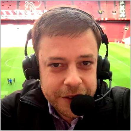 Anthony Pla est un journaliste sportif qui couvre le CHAN 2021 au Cameroun. Photo: Anthony Pla (tous droits réservés)