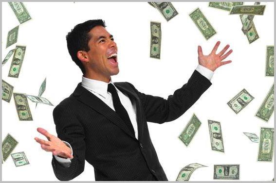 La richesse rend certaines personnes méconnaissables. Image: ztele.com /CC-BY