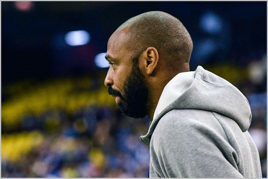 Thierry Henry a définitivement supprimé son compte twitter. Source: foot01.com /Image reprise sous autorisation