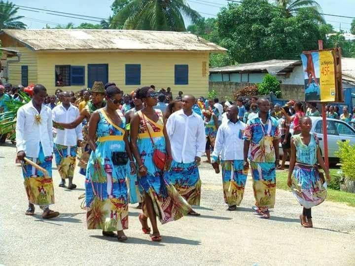 Défilé carnaval du Mayi à Kribi by Medy Georges