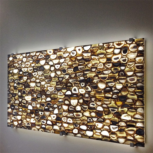 Agate Wall Decoration