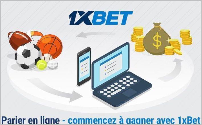 1XBET est une application de paris qui couvre de nombreuses disciplines sportives. Source: journalducameroun.com /CC-BY