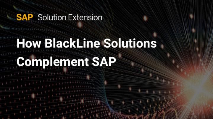 Why SAP Users Need SAP Intercompany Financial Hub by BlackLine
