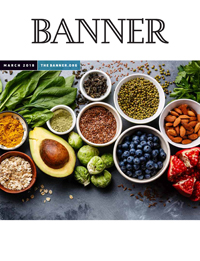 The Banner - March 2018