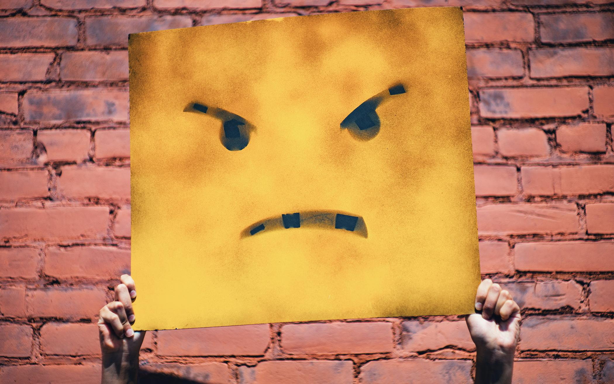Managing Anger in Troubled Times