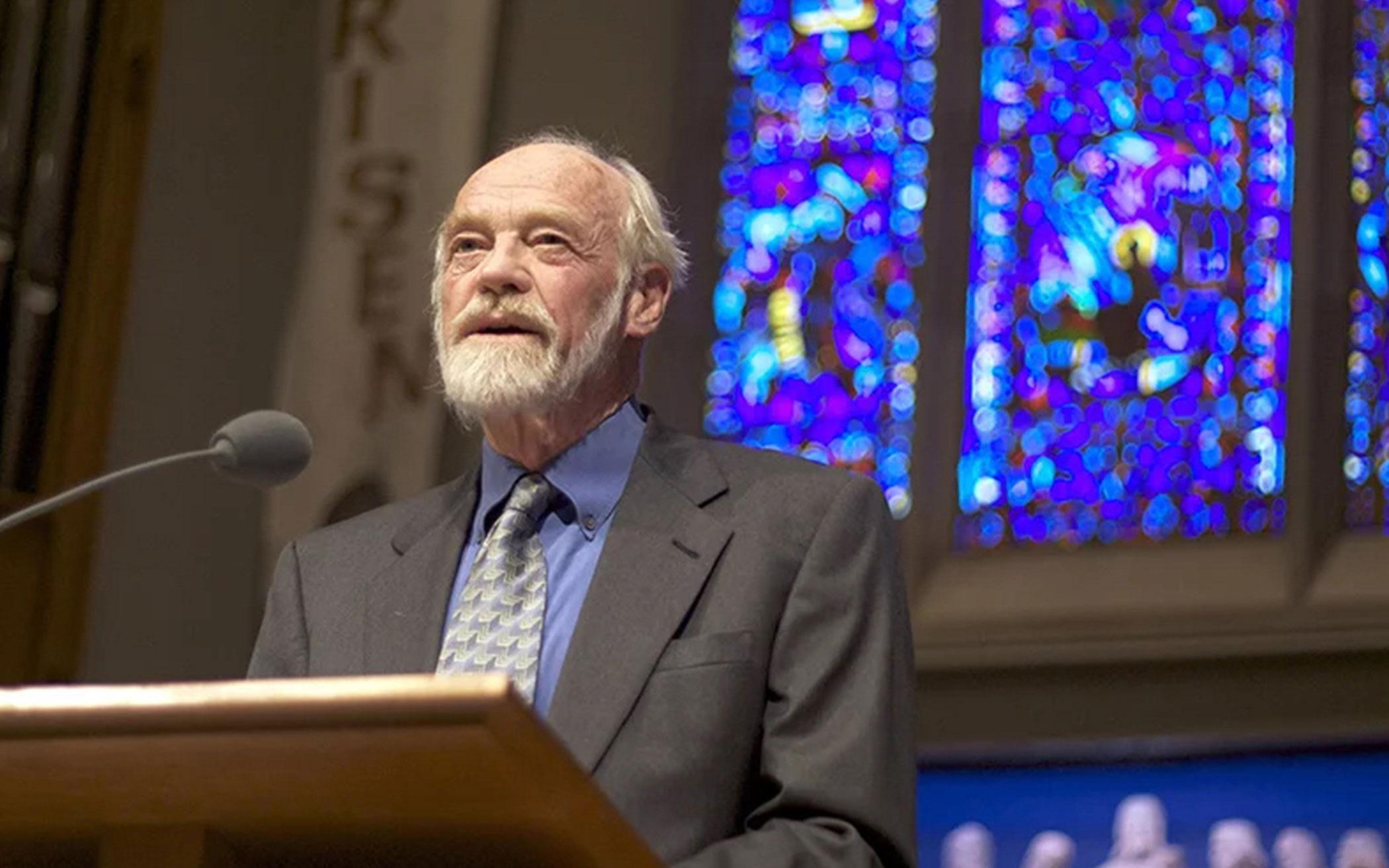 Eugene Peterson, Pastor and Author of The Message Dies at Age 85