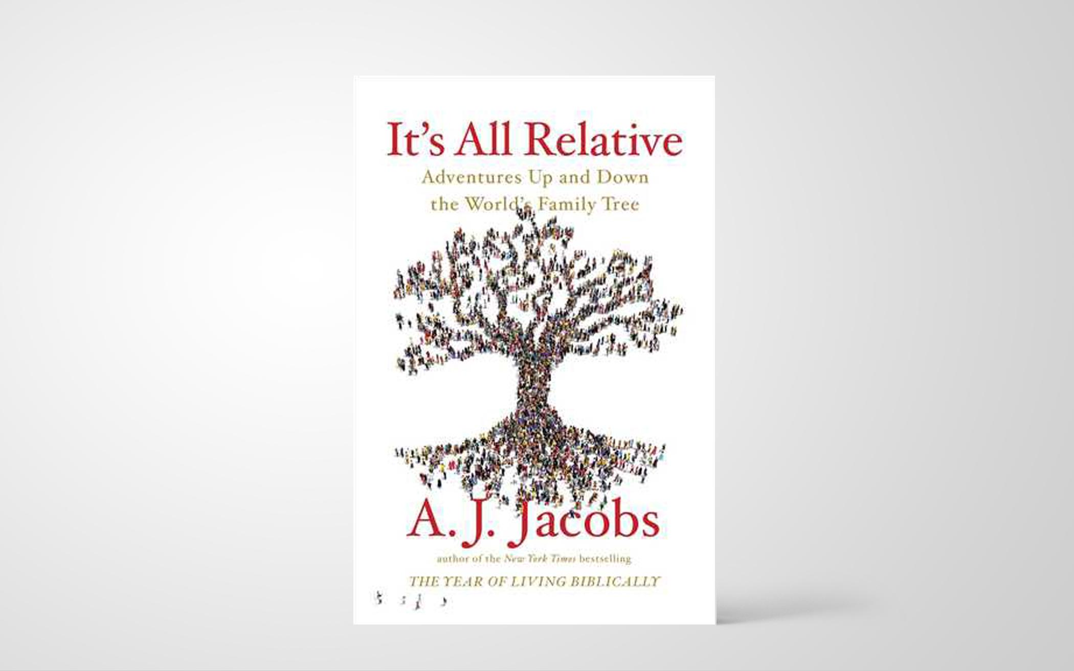 "<p>For most of his life, author A. J. Jacobs ""figured humans were marching slowly but surely along a rational path. I figured we'd eventually shed primitive tribalism and join forces to try to solve the world's big problems. Instead, we"