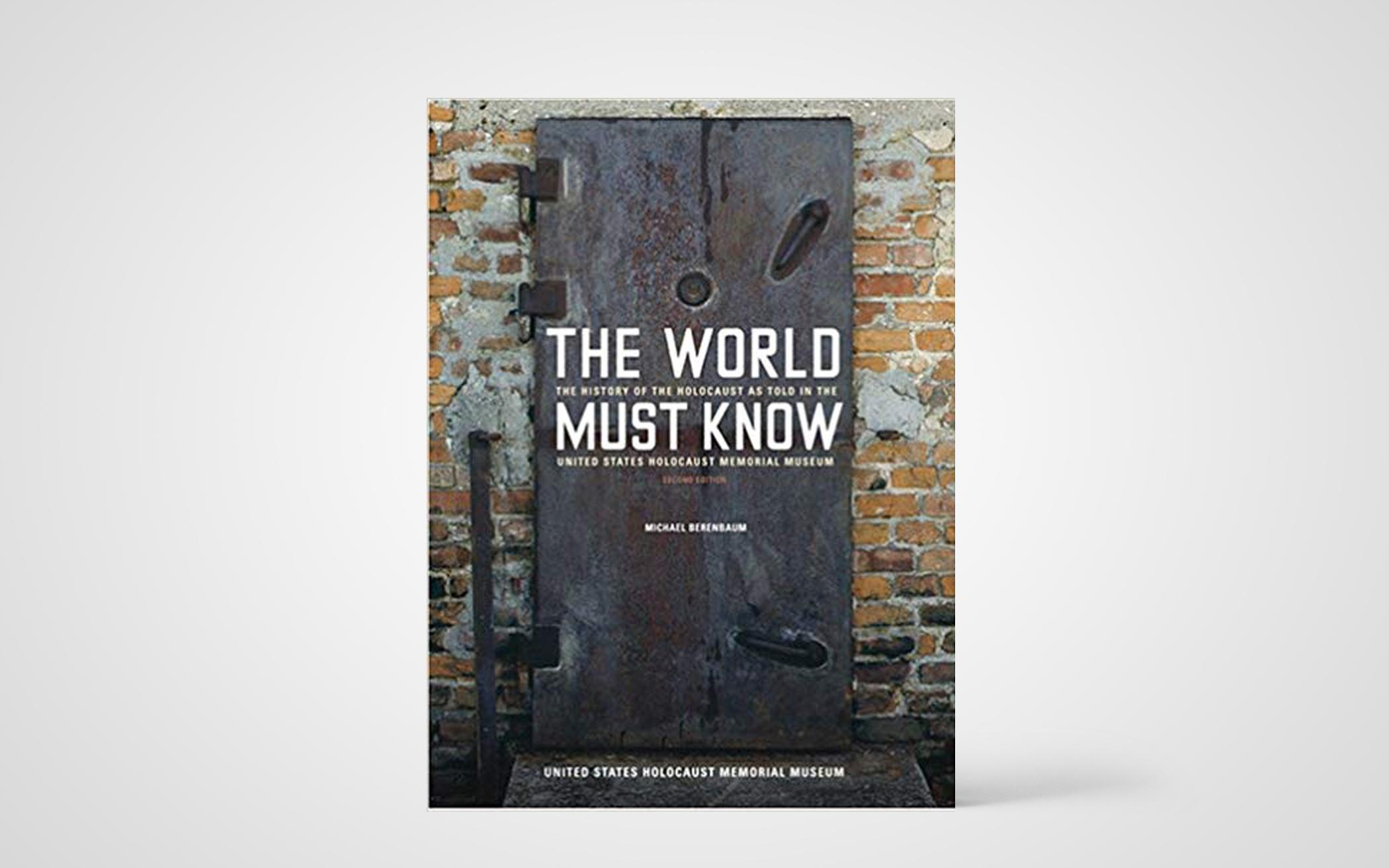 Reader-Submitted Review: The World Must Know