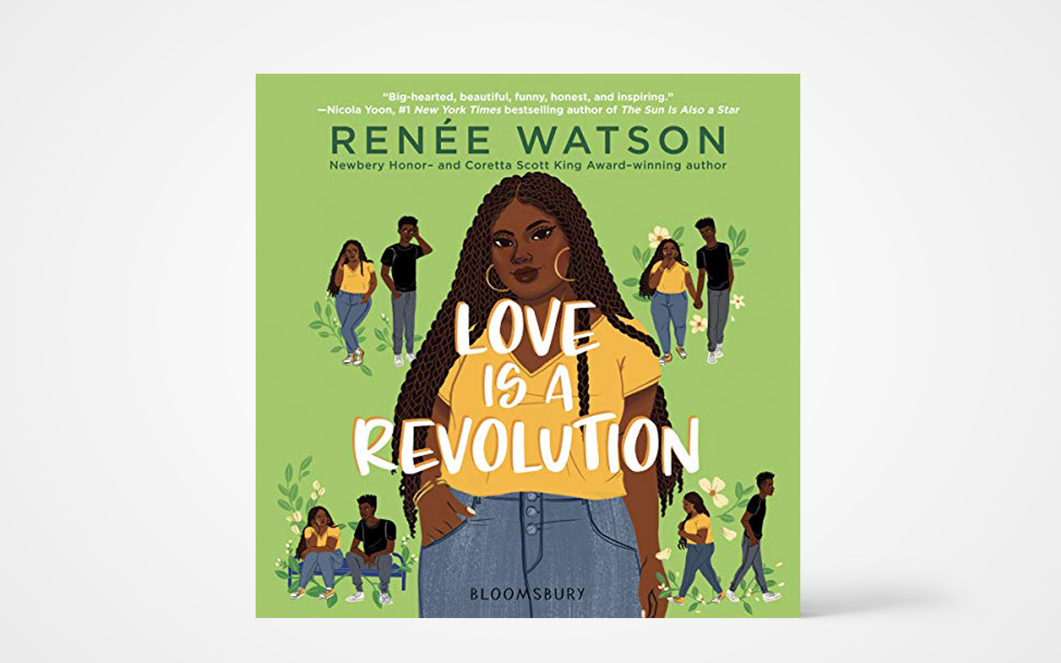 Love Is a Revolution Audiobook