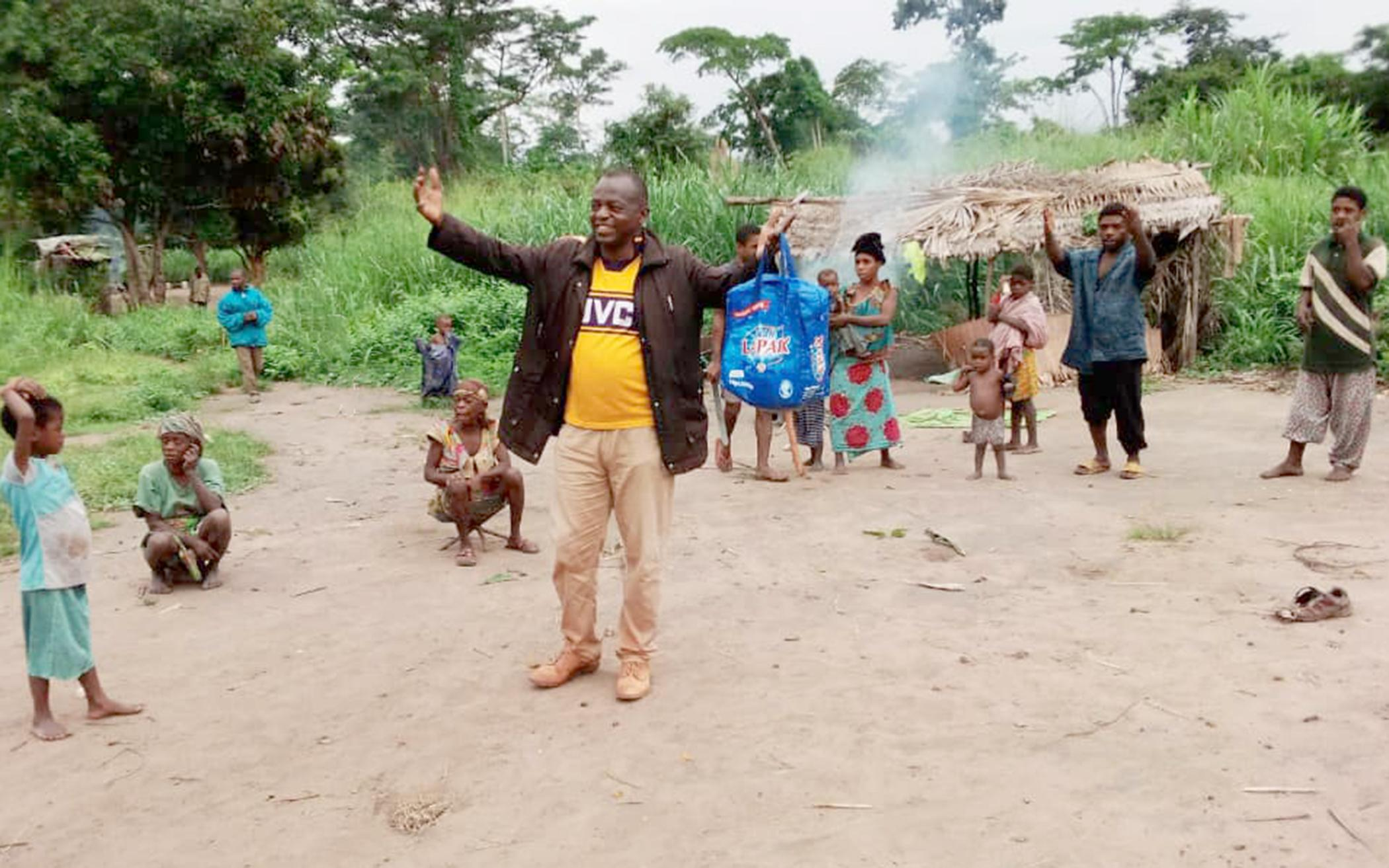 Raising Up Leaders in the Central African Republic