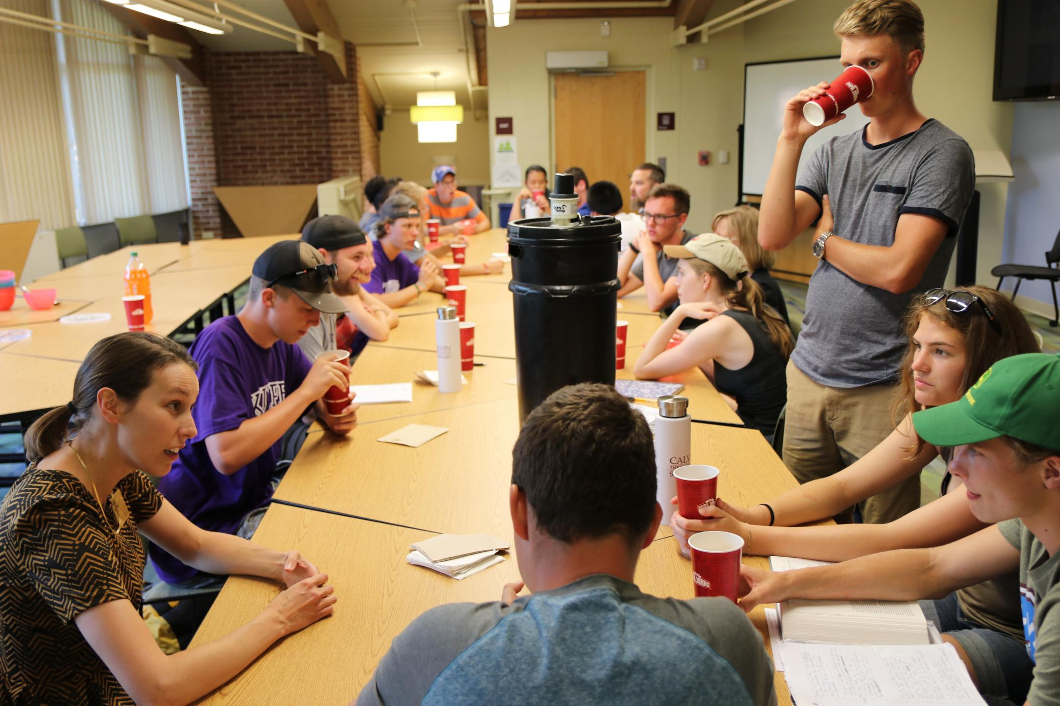 Calvin Seminary Helps High School Students Uncover their Future