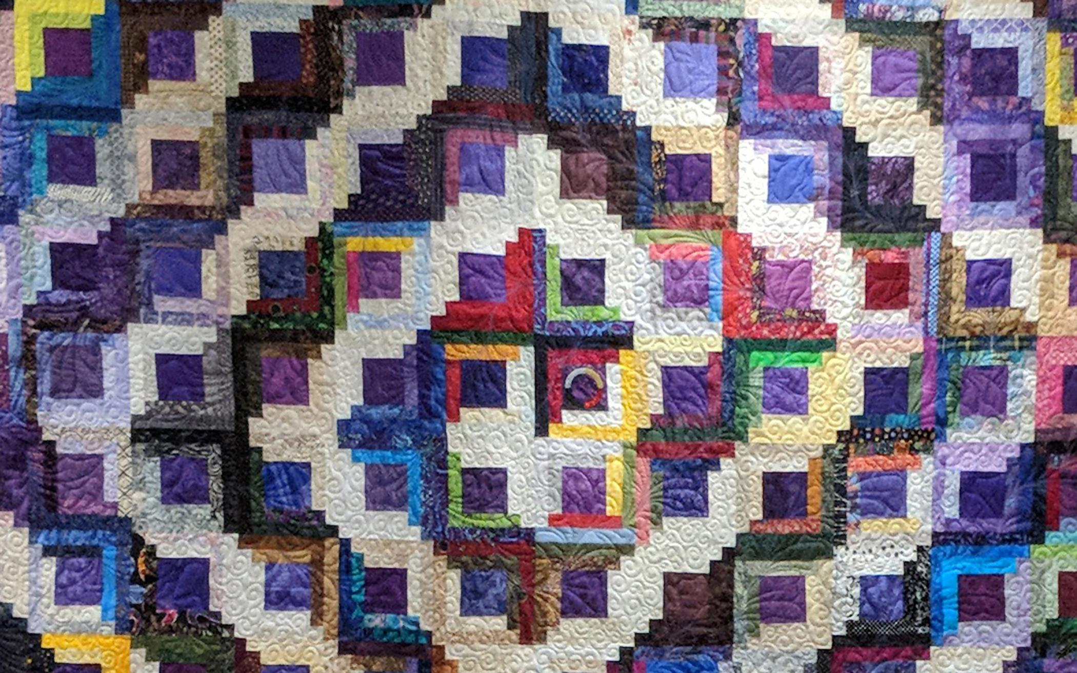 Creating A Denominational Quilt The Banner