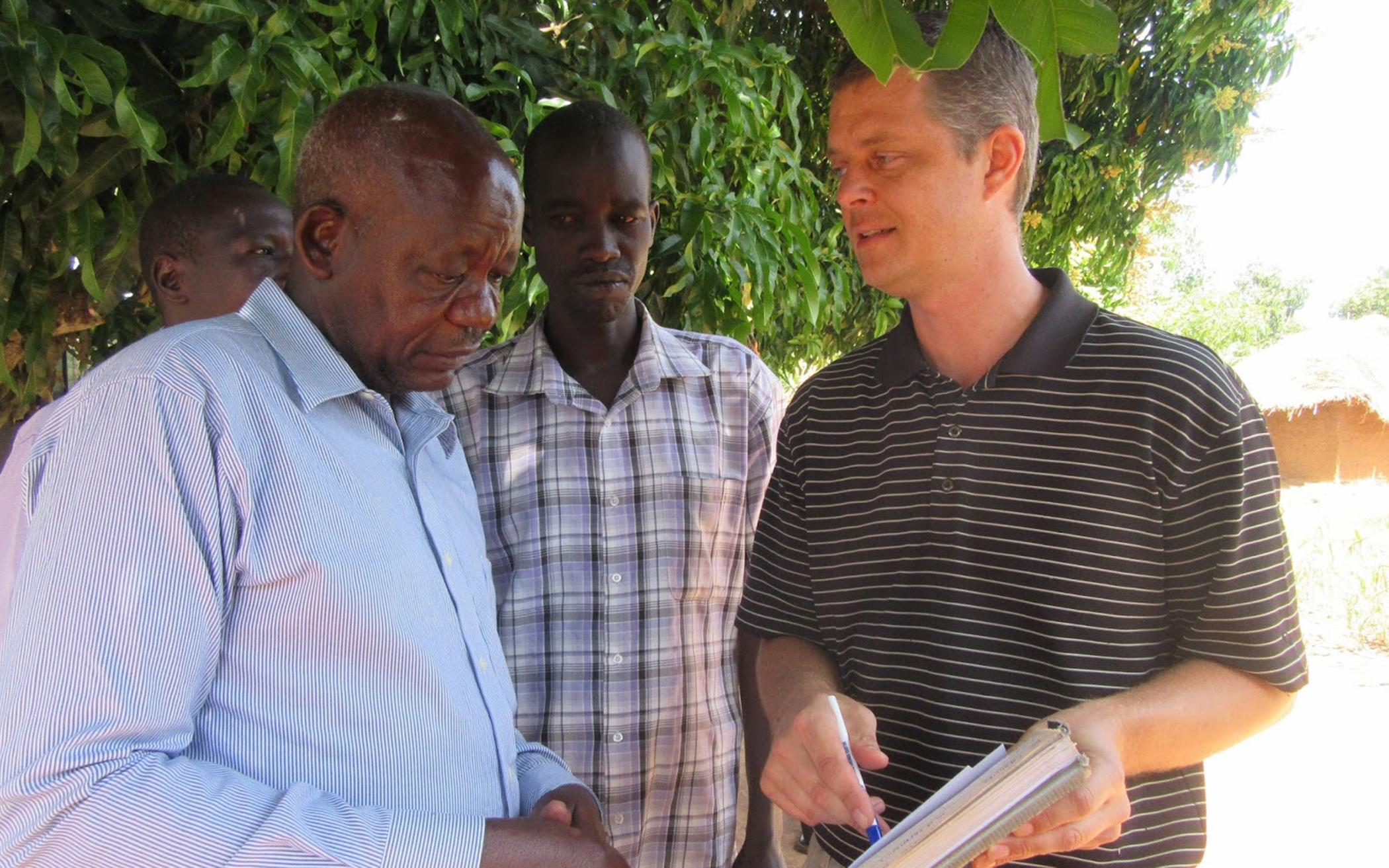 Uganda Prison Ministry: 'You Will Be the Ones'