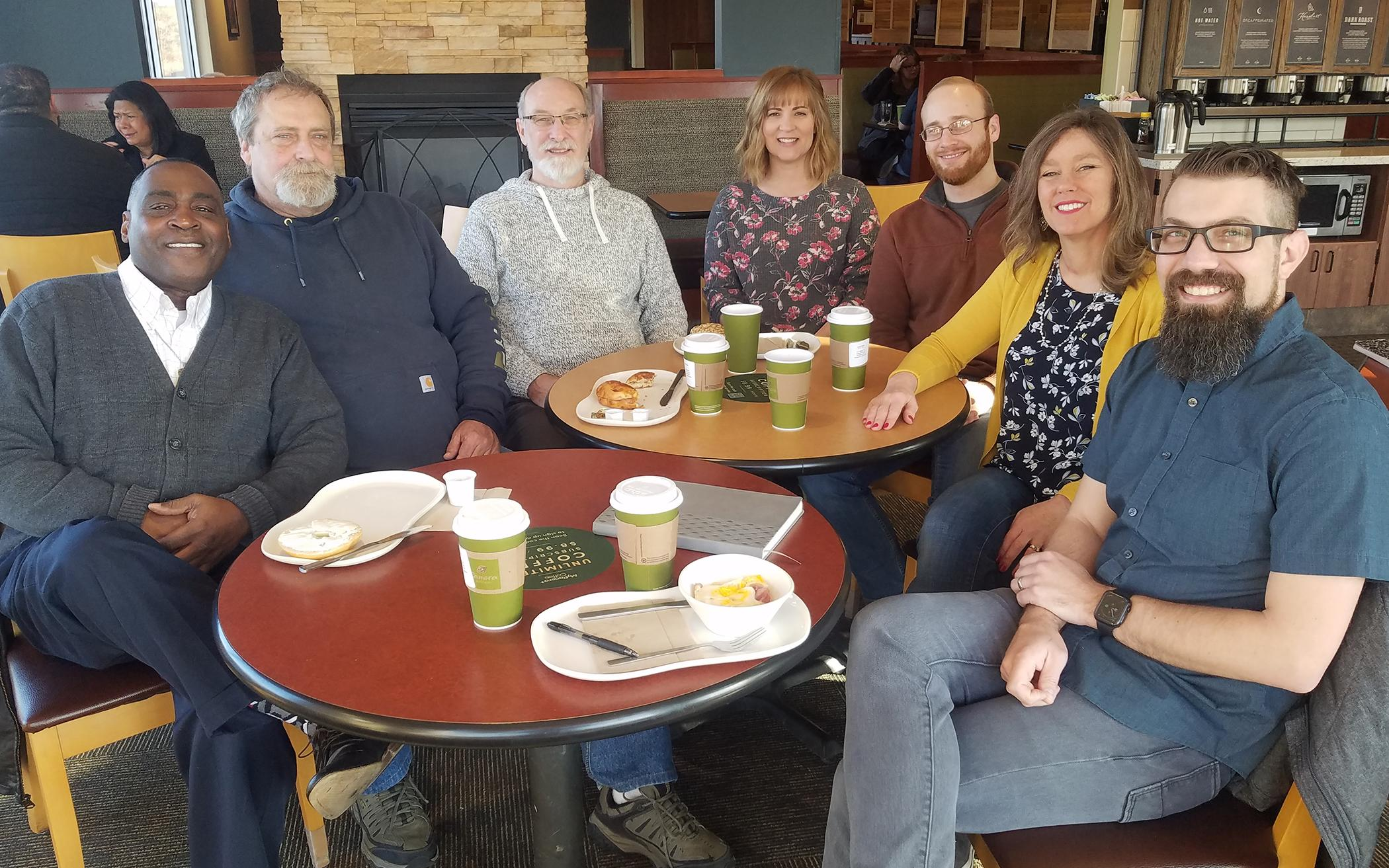 Peer Learning Grant Helps Pastors Share Their Challenges