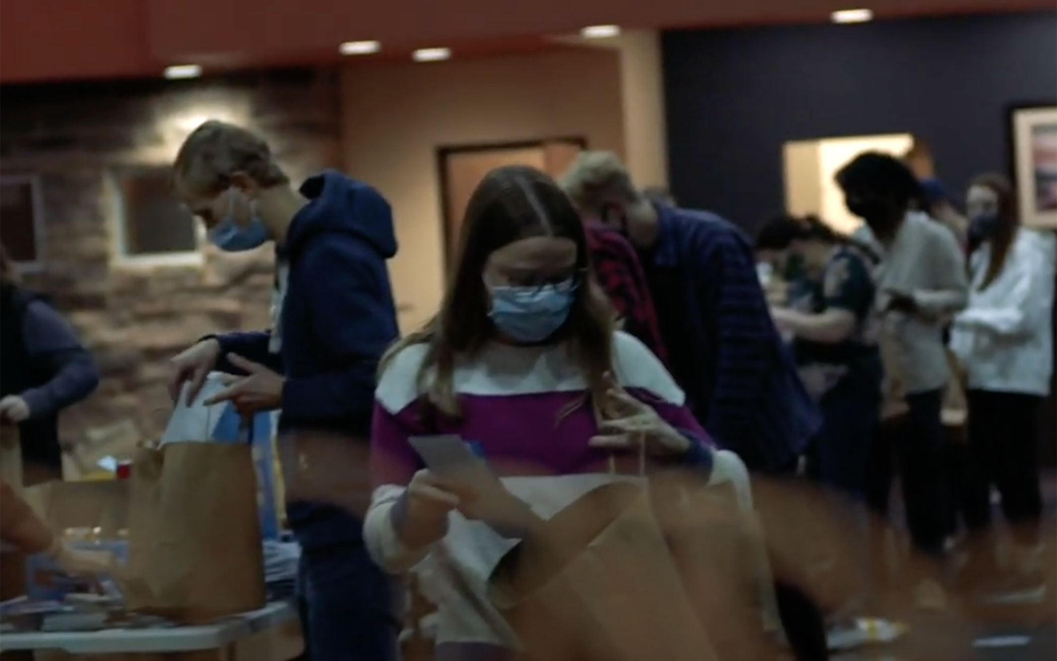 Campus Ministries Connect Amid COVID Pandemic