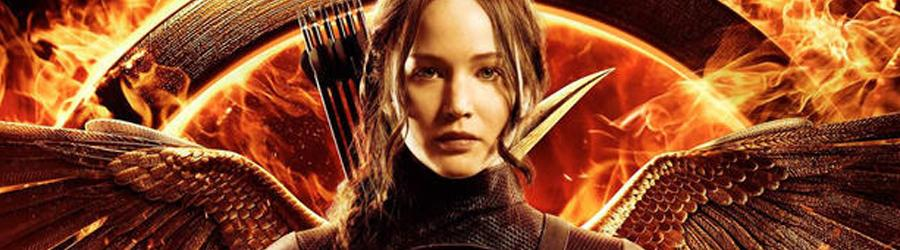 The Hunger Games Mockingjay Part I The Banner
