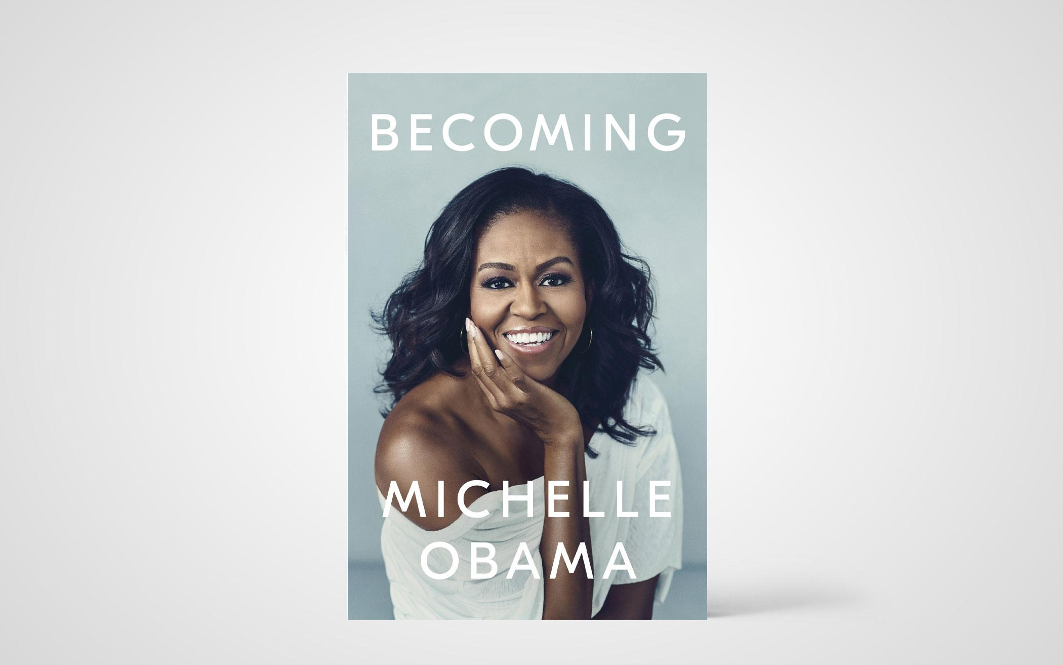 Becoming By Michelle Oba