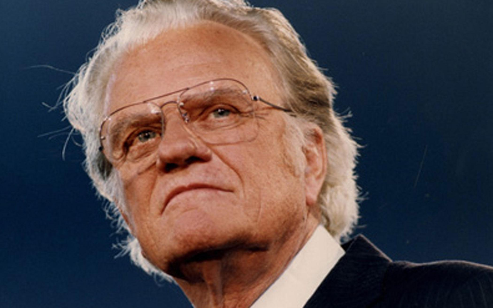 Church Worldwide: Evangelist Billy Graham Dies at 99