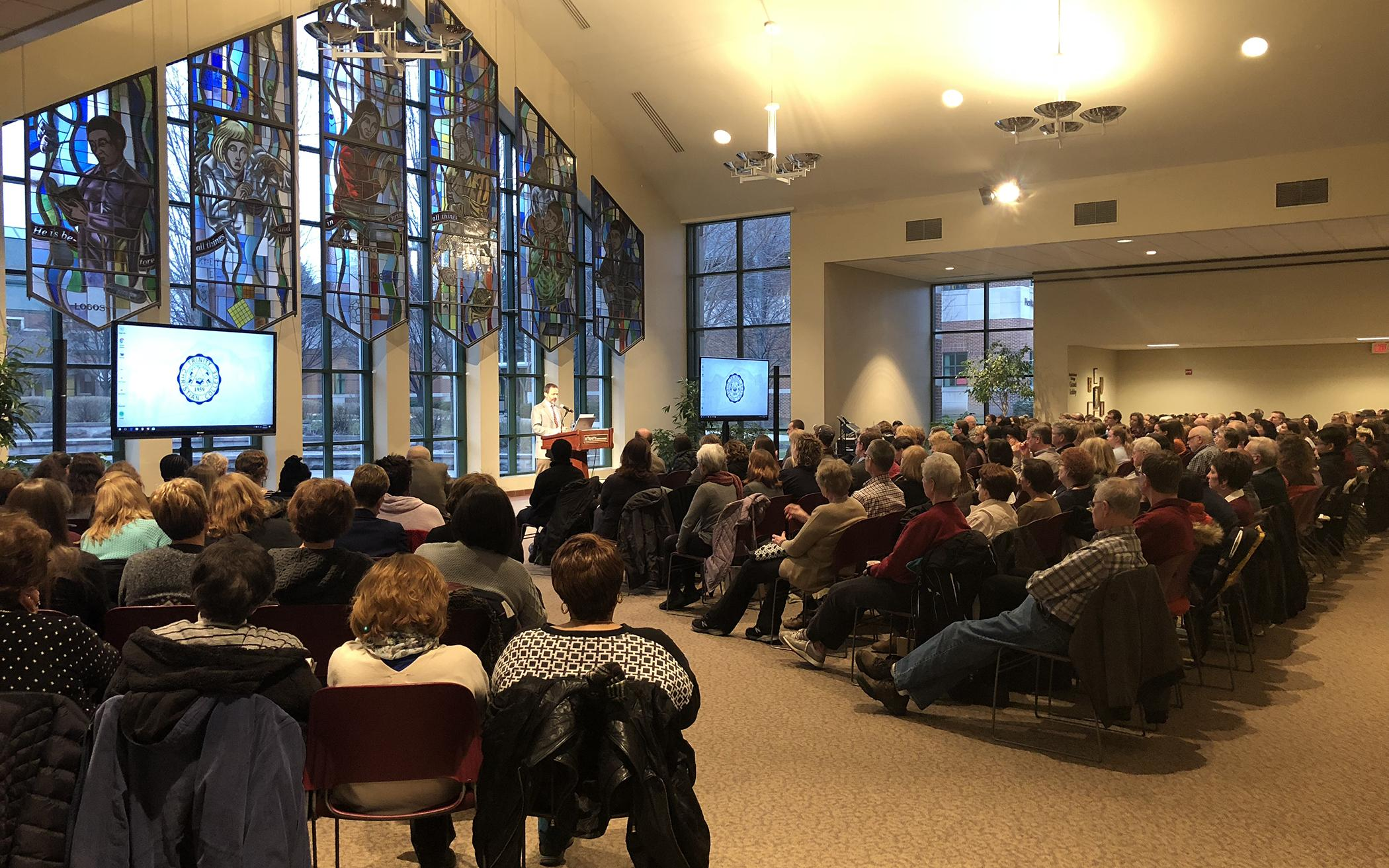 Trinity Christian College Addresses End of Life Care in Multidisciplinary Conference